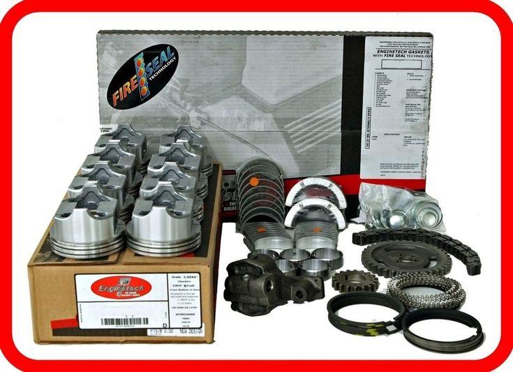 1974-1979 Dodge Chrysler 360 5.9L OHV V8  ENGINE REBUILD KIT #Enginetech