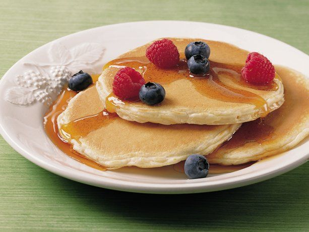 Favorite pancake mix! I use homemade bisquick and add 1/2 cup of sugar. They are fantastic and the kids LOVE them!