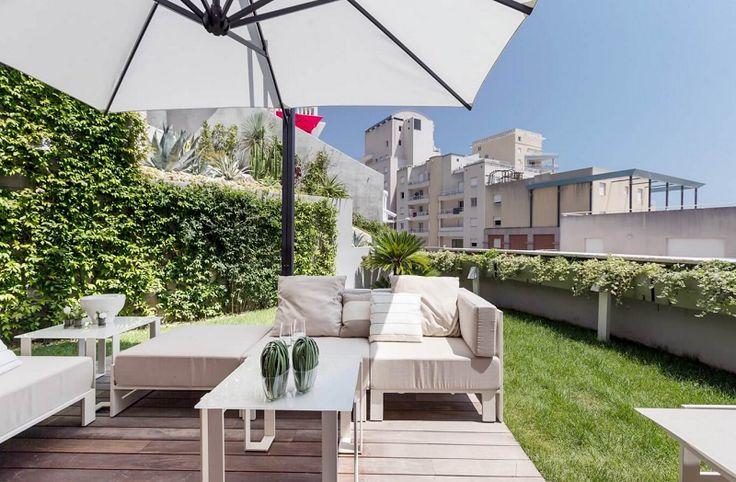 Monaco Private Apartment Terrace