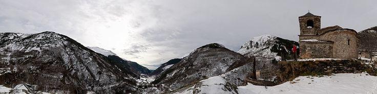 Capdella 360º (Vall Fosca - Pallars Jussà)