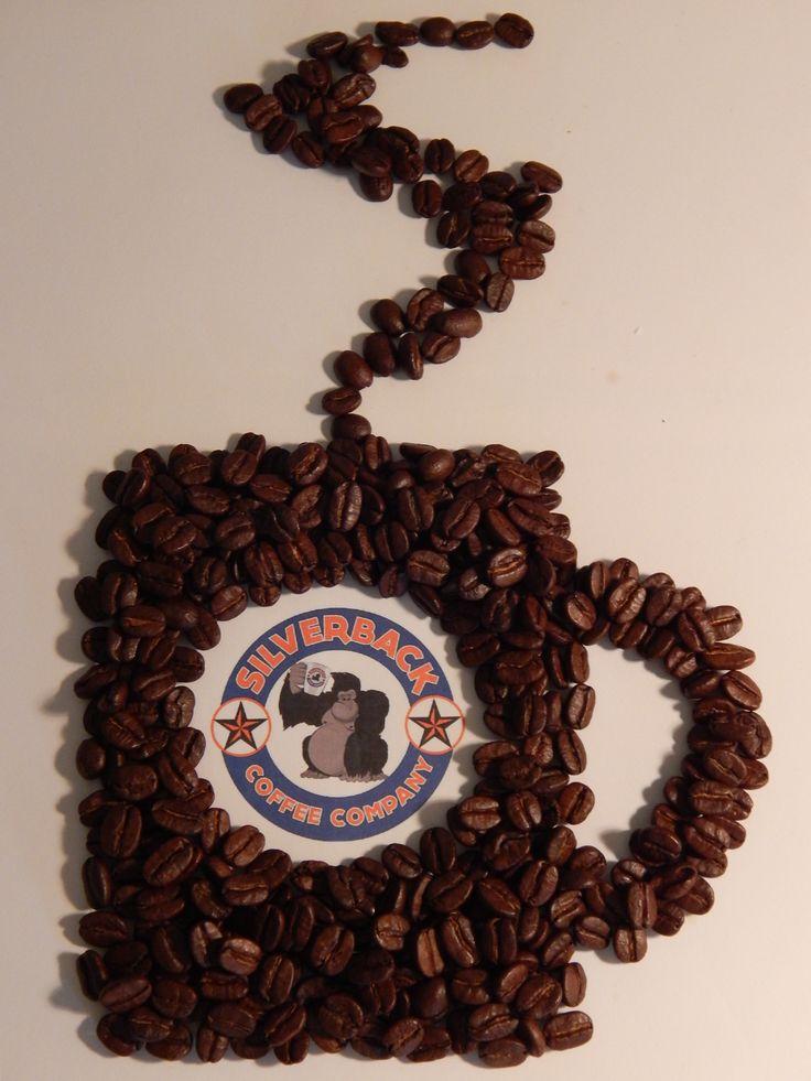 Hot mug of Silverback #coffee #bean2cup #mug