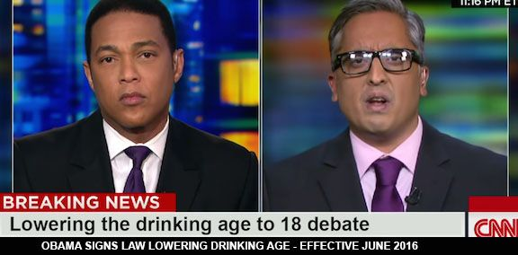 The 1984 National Minimum Drinking Age Act [23 U.S.C 158] which required that States prohibit persons under 21 years of age from purchasing alcohol, as a condition of receiving State highway funds, is being amended.Advocacy groups have been fighting against this law for nearly 30 years now, claimin