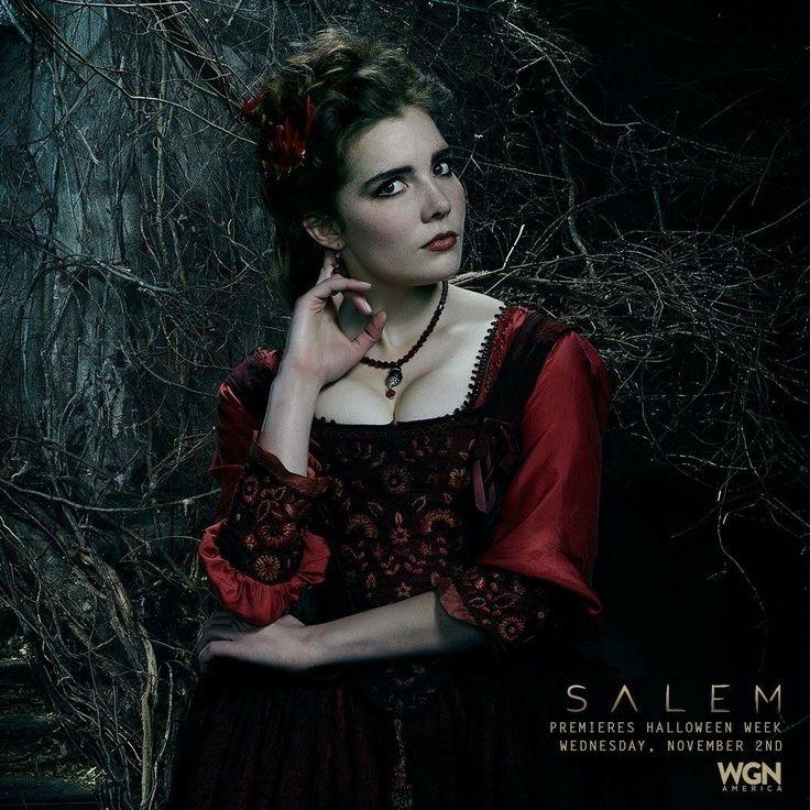 Lucifer Season 1 Episode 4 Promo Spoilers Lucifer S: 101 Best Images About Wgn Salem On Pinterest