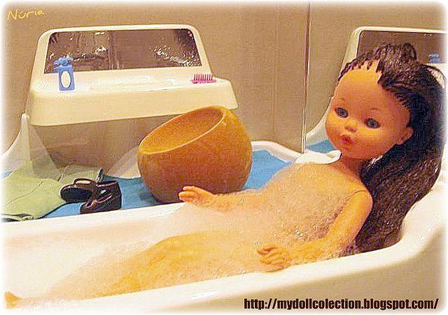 El baño de Lisa Jean ( Furga )