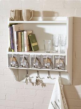 Five Scoop Kitchen Storage Unit