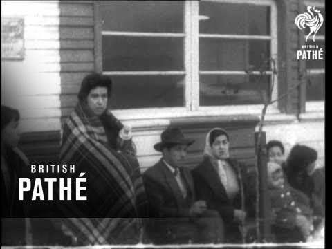 Earthquake In Chile (1960) - YouTube