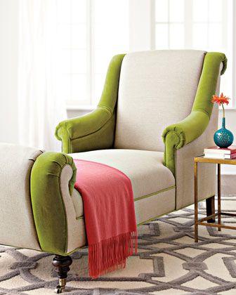 Haute House Peacock Chair - Neiman Marcus
