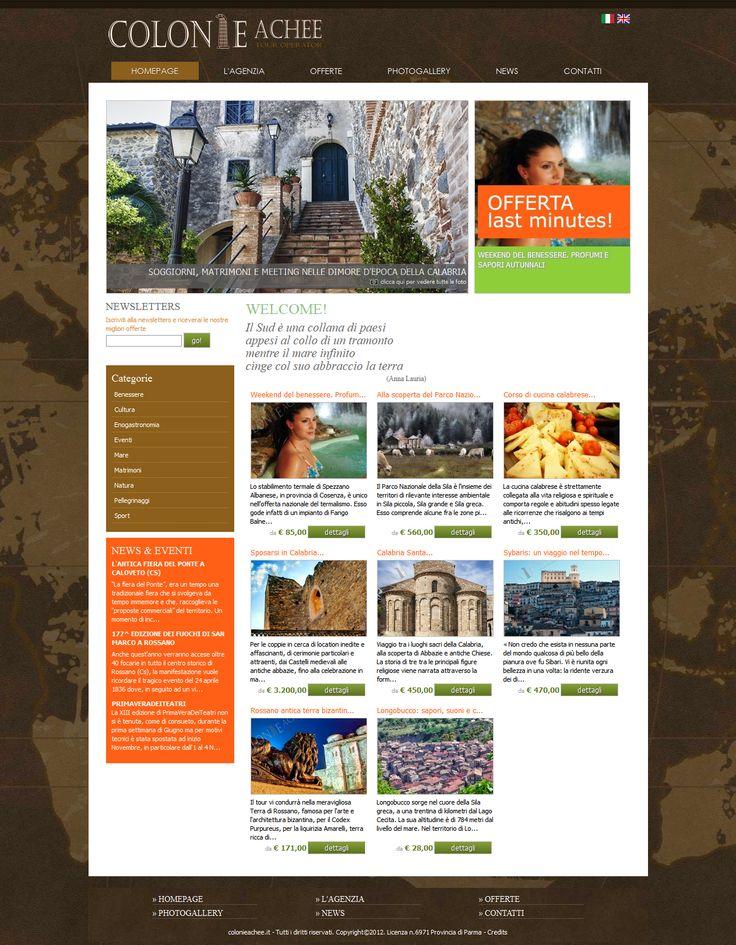 Colonie Achee, All Tourism!