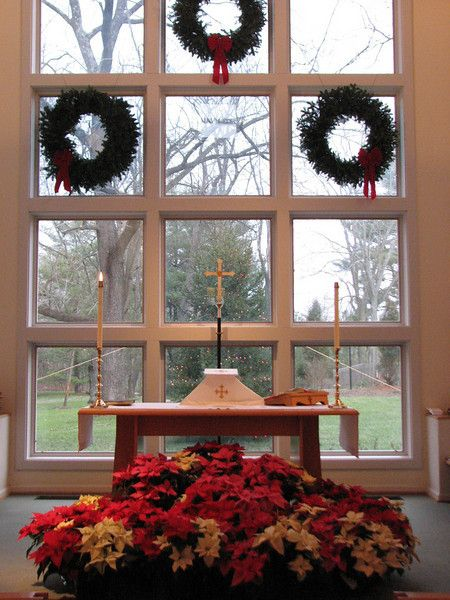Church Building And Grounds Christmas Pentecost