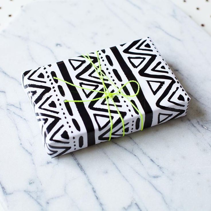 Loving this wrapping, all orders have the added option of wrapping, pick your own paper and tie colour.