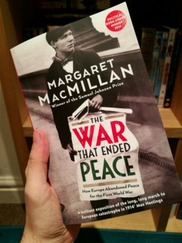 The war that #ended peace by #margaret #macmillan (ww1 history book),  View more on the LINK: 	http://www.zeppy.io/product/gb/2/252631816791/