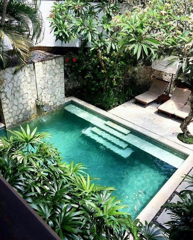 30 Fascinating Small Backyard Gardening Ideas With Indian Style Courtyard Gardens Design Small Courtyard Gardens Cool Swimming Pools