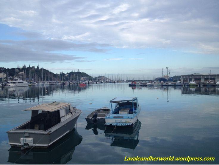 Noumea Harbour (Photo Credit: lavaleandherworld.wordpress.com)