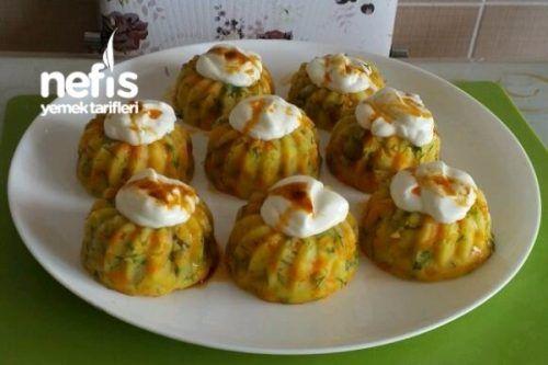 Patates Mantısı Tadında Patates Salatası Tarifi
