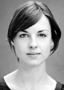 Jessica Raine- (Emma Grayling in Hide)