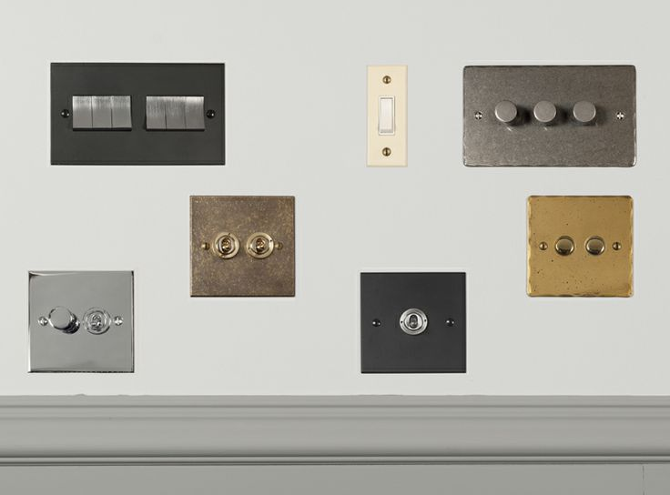 A selection of #switches from #JimLawrence