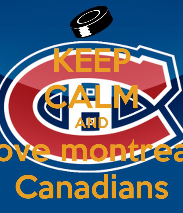 keep calm canadiens de montréal - Recherche Google