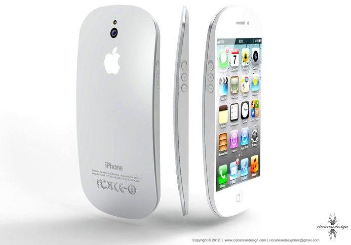 #iPhone 5 (#NewiPhone) #ConceptPhoto