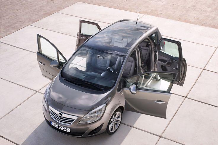 Opel Meriva 18