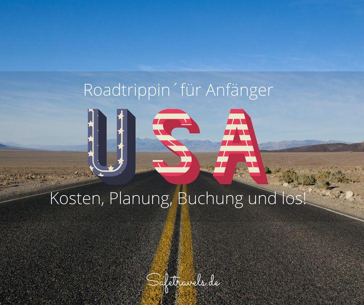 Du willst das erste Mal eine USA Reise planen und weißt nicht, wie Du anfangen sollst? Wir zeigen Dir Routenplanung und Co.