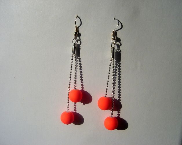 NEONS ON CHAINS - earrings