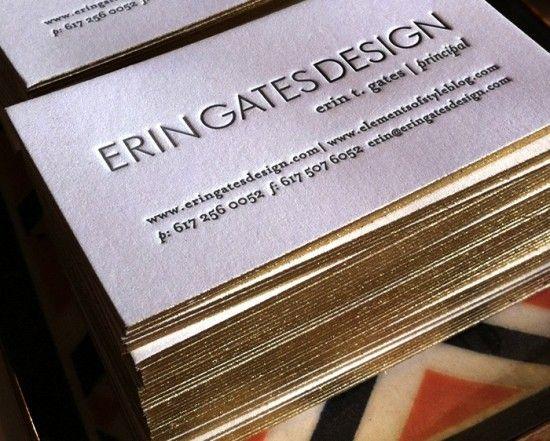 Parrott-Design-Studio-Gold-Edge-Paint-Business-Cards