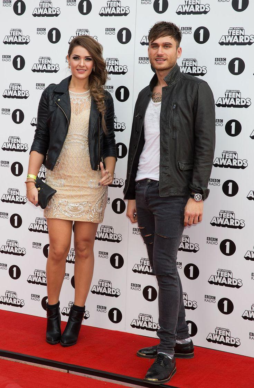 Anna Passey attends Radio One Teen Awards