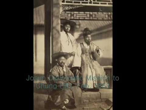 Joseon People, Korea