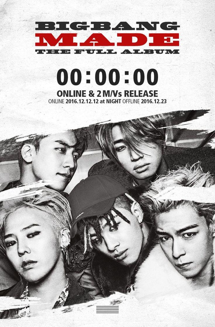 ameverything... — thekoreanbigbang:    BIGBANG - MADE THE FULL ALBUM...
