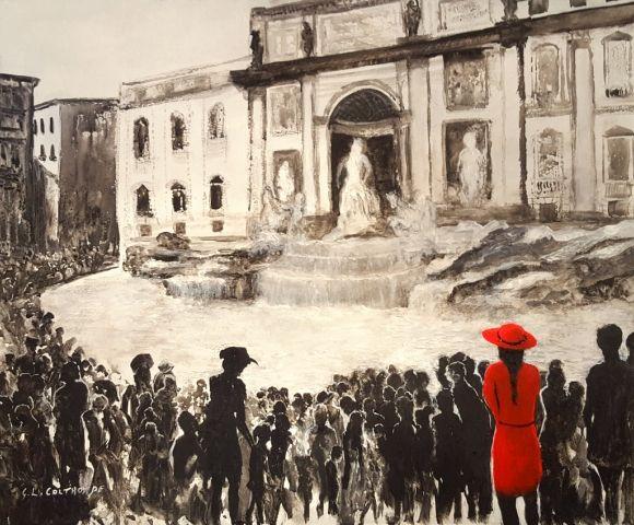Trevi Fountain, Rome, Italy - Graham Colthorpe