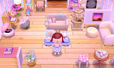 17 Best images about Animal crossing new leaf room ideas ...