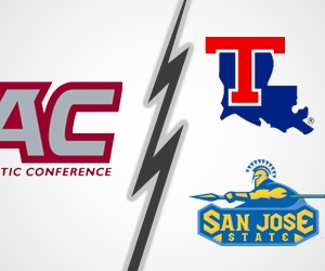 http://www.theshorthorn.com/index.php/sports/uta-athletics/30259-universities-consider-drop-from-western-athletic-conference#  Western Athletic Conference's future in doubt with four schools leaving in 2013