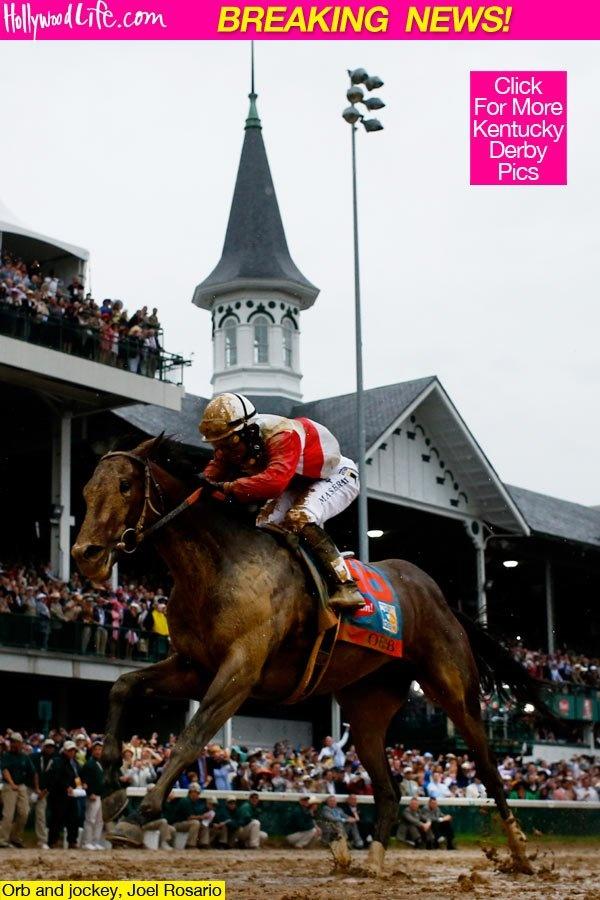 Orb Kentucky Derby Winner 2013 - video of the race