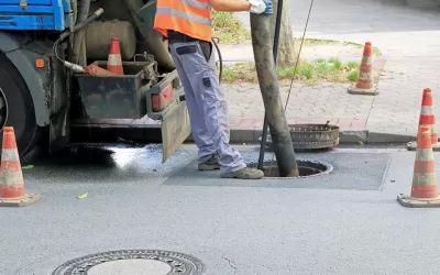 Assainissement de fosse septique Dépannage lavabo bouché