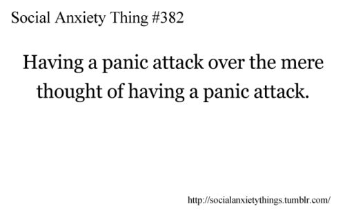 Social Anxiety Poems 2