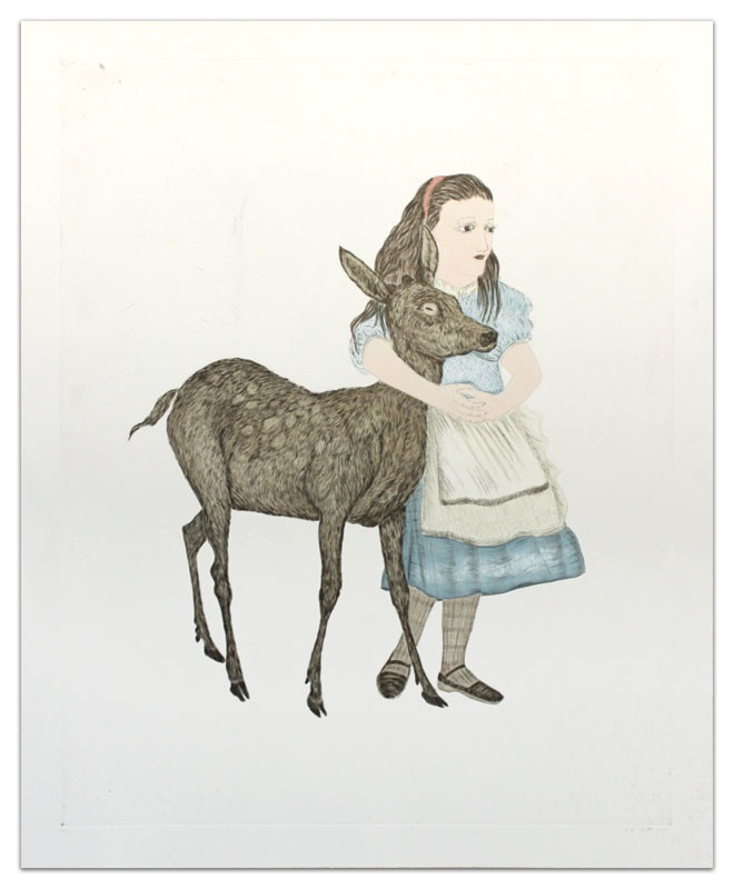 Kiki Smith  Fortune, 2008