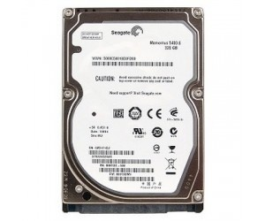 "Seagate Momentus 5400.6 Series - 320GB 2.5"" Internal HDD"