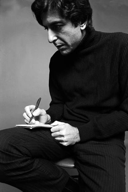 Leonard Cohen's Previously Undiscovered Montreal Library Speech   The New Republic