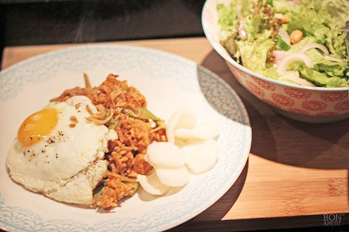 Recept Rijst met Kip, Snijbonen en Spek - Bonapetit Foodblog