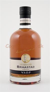 Braastad V.S.O.P. cognac 70cl.