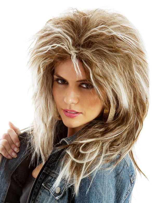 68 best spirit week rock star hair day professional images on 80s rock diva tina turner costume wig heat resistant wig deluxe high quality pmusecretfo Images