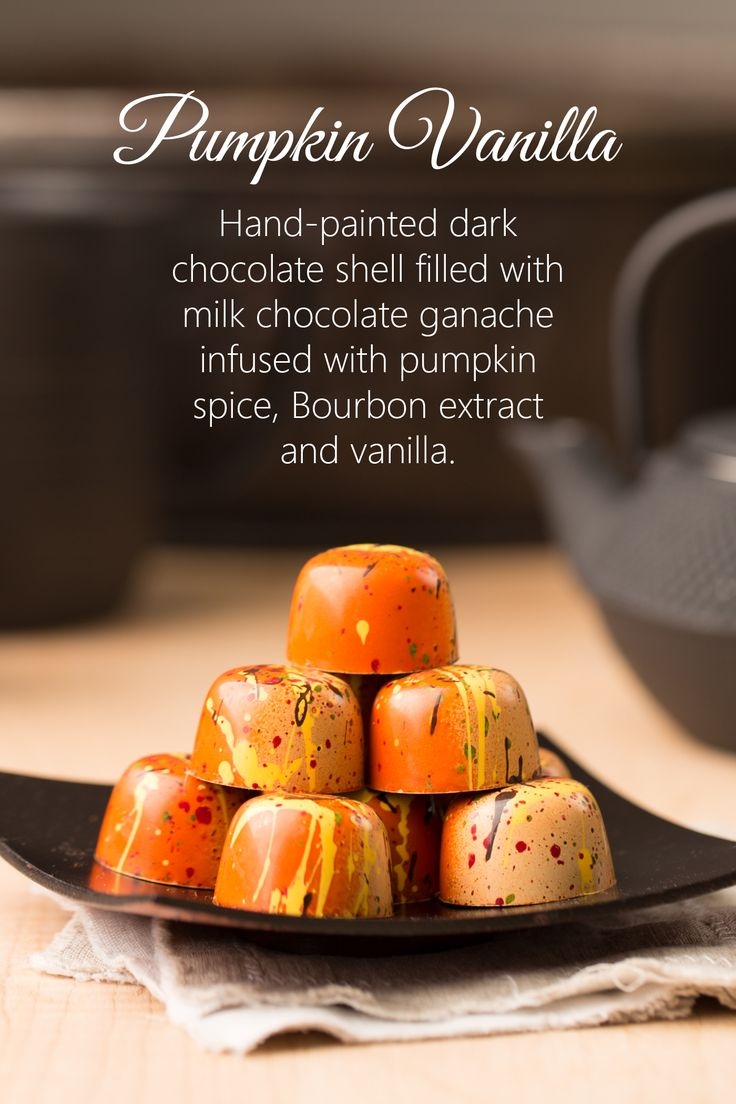 25 best Fall Chocolate & Pastries images on Pinterest | Gourmet ...