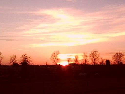 #zachód#słońca