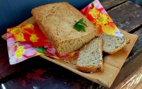 #glutenfri #havrebrød med #skvalderkål