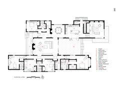Menlo Oaks Residence / Ana Williamson Architect/ Menlo Park, CA, USA