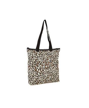 Animal Print Tote Bag #ohnineone