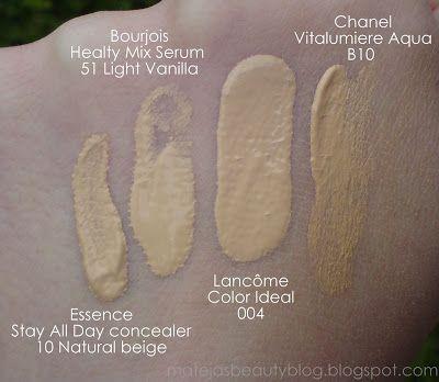 Mateja S Beauty Blog Bourjois Healthy Mix Serum Essence