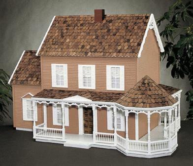 Victorian Dollhouses   Victorian Gazebo Porch Kit