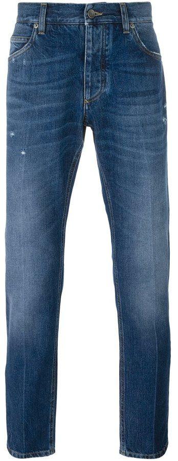 Dolce & Gabbana straight leg jeans