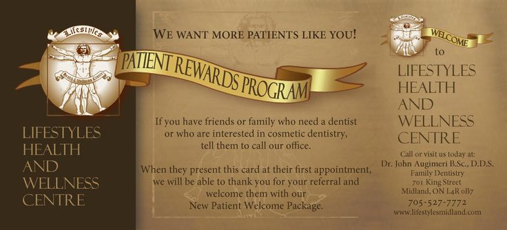 Customer Card-Dr. Augimeri